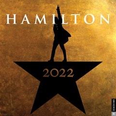 Hamilton Square 2022 Calendar - 1