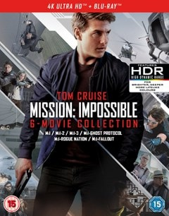 Mission: Impossible - The 6-movie Collection - 1