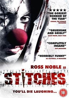Stitches - 1