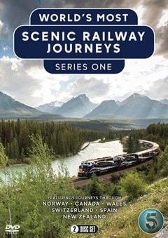 The World's Most Scenic Railway Journeys: Series 1 - 1