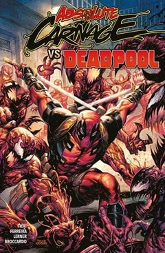 Absolute Carnage Vs Deadpool - 1