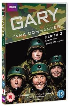 Gary Tank Commander: Series 3 - 1