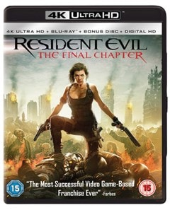 Resident Evil: The Final Chapter - 1