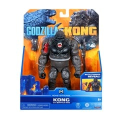 Monsterverse Godzilla vs Kong: King Kong with Axe Action Figure - 4