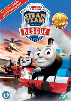 Thomas & Friends: Steam Team to the Rescue - 1