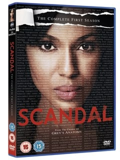 Scandal: The Complete First Season - 2