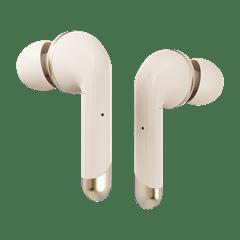 Happy Plugs Air1 Plus Gold In Ear True Wireless Bluetooth Earphones - 4