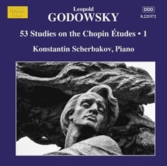 Leopold Godowsky: 53 Studies On the Chopin Etudes - Volume 1 - 1