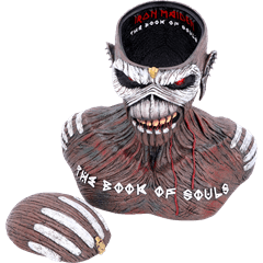 Iron Maiden: The Book of Souls Bust Storage Box - 2