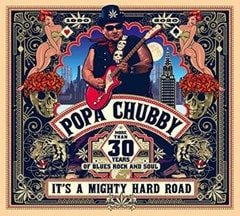 It's a Mighty Hard Road - 1