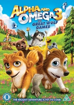 Alpha and Omega 3 - The Great Wolf Games - 1