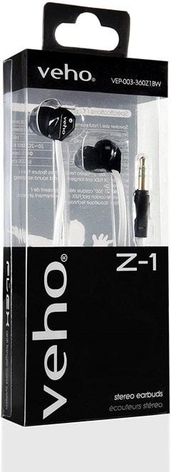 Veho Z1 White Earphones - 5