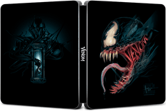 Venom Limited Edition 4K Ultra HD Steelbook - 2