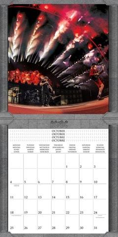 AC/DC Square 2021 Calendar - 2