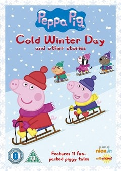 Peppa Pig: Cold Winter Day - 1