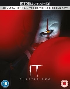 It: Chapter Two: 3-Disc Limited Edition - 1