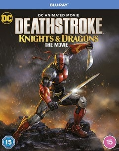Deathstroke: Knights & Dragons - The Movie - 1