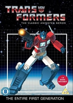 Transformers: The Classic Animated Series - 1
