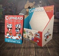 Cuphead: Mystery Pin Badges - 3