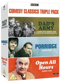 BBC Comedy Classics Triple Pack - 2