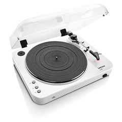 Lenco L-85 White USB Turntable - 2