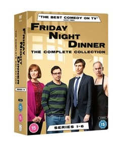 Friday Night Dinner: The Complete Collection - Series 1-6 - 2