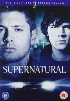 Supernatural: The Complete Second Season - 1