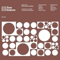 Tone Science: Module No. 4: Form and Function: Contemporary Modular Synthesiser Compositions - 1