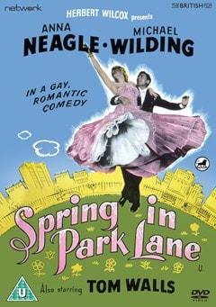 Spring in Park Lane - 1