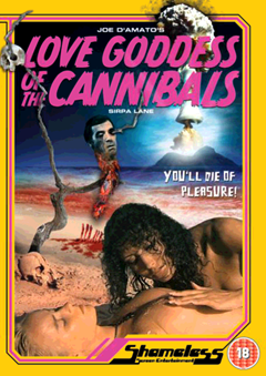 The Love Goddess of the Cannibals - 1