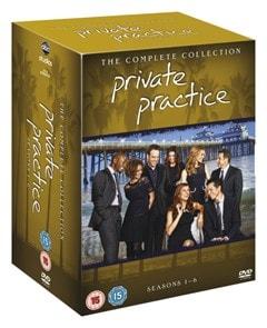Private Practice: Seasons 1-6 - 2