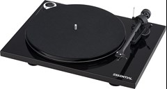Pro-Ject Essential III Phono Black Turntable - 1