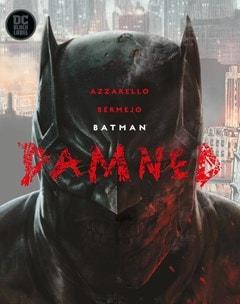 Batman: Damned - 1
