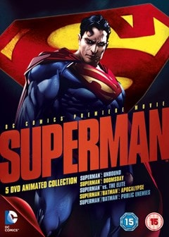 Superman: Animated Collection - 1