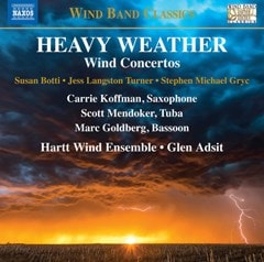Heavy Weather: Wind Concertos - 1