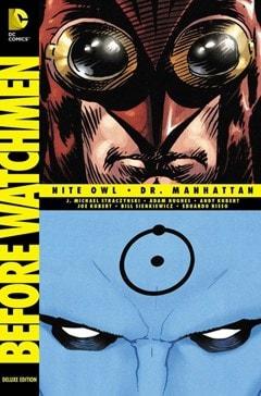 Before Watchmen: Nite Owl / Dr. Manhattan - 1
