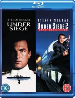 Under Siege/Under Siege 2 - Dark Territory - 1