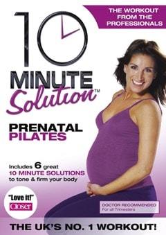 10 Minute Solution: Prenatal Pilates - 1