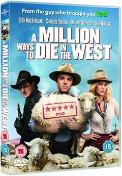 A Million Ways to Die in the West - 2