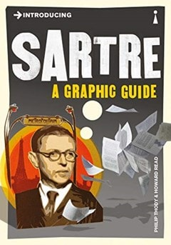 Sartre. A Graphic Guide - 1