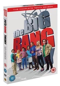 The Big Bang Theory: The Complete Tenth Season - 2