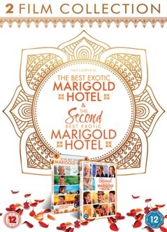 The Best Exotic Marigold Hotel/The Second Best Exotic Marigold... - 1