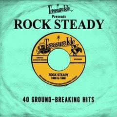 Treasure Isle Presents Rock Steady: 40 Ground-breaking Hits - 1
