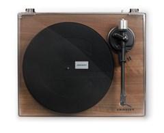 Crosley C6 Walnut Turntable - 6