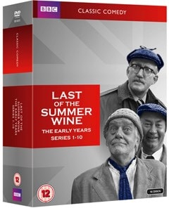 Last of the Summer Wine - The Early Years: Series 1-10 (hmv... - 2