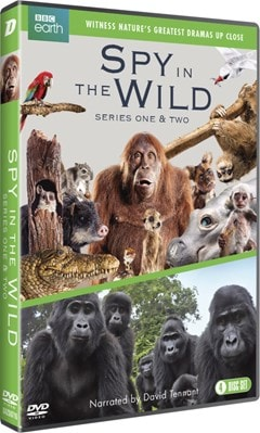 Spy in the Wild: Series One & Two - 2