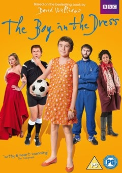The Boy in the Dress - 1