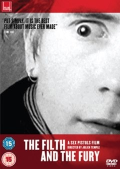 The Filth and the Fury - A Sex Pistols Film - 1