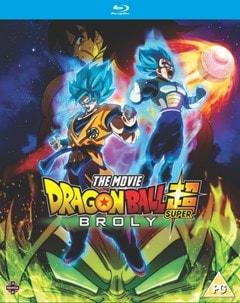 Dragon Ball Super: Broly - 1