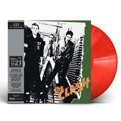 The Clash (hmv Exclusive) the 1921 Centenary Edition Orange Vinyl - 1